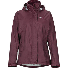 Marmot PreCip Jacket Women Burgundy